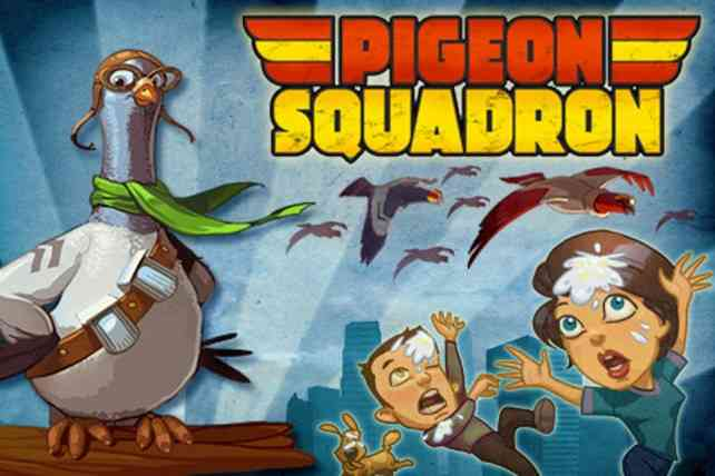 Pigeon Squadron, arruolati nell'esercito dei piccioni
