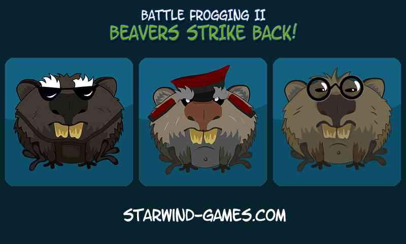 beavers strike back