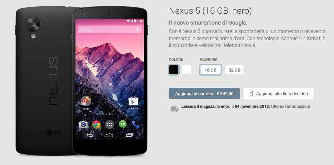 Nexus5-disponibile-nel-Play-Store
