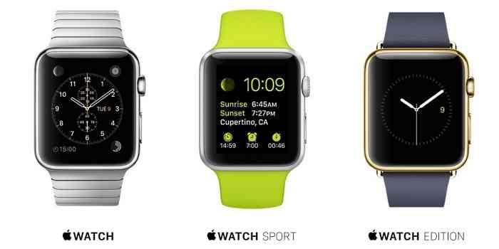 Apple-Watch-versioni