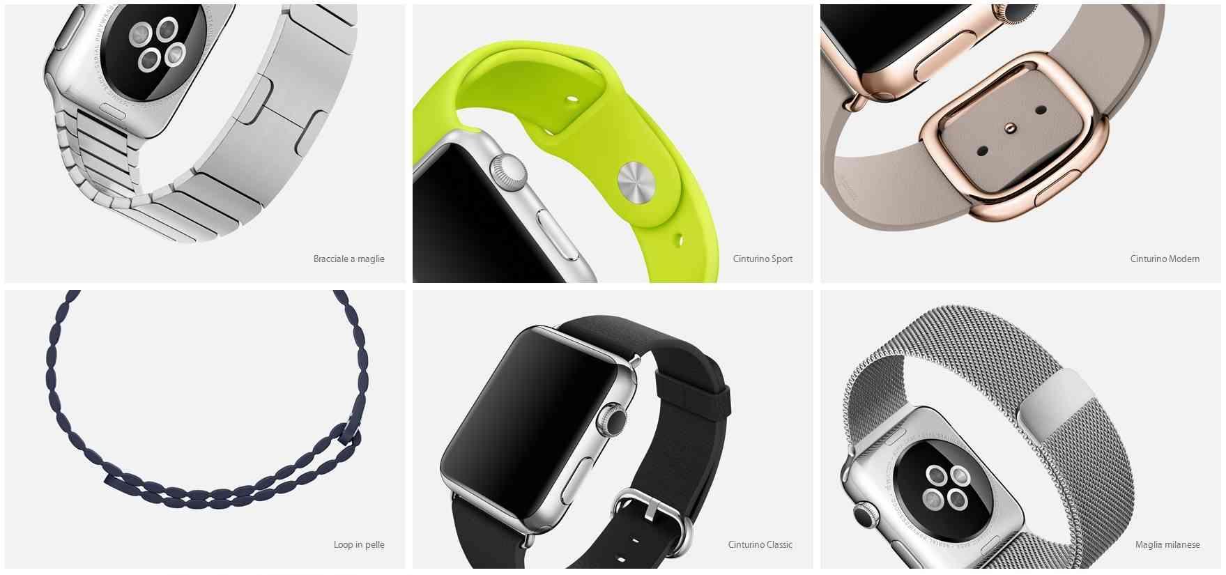 Apple-Watch-cinturini-materiali-e-foggie