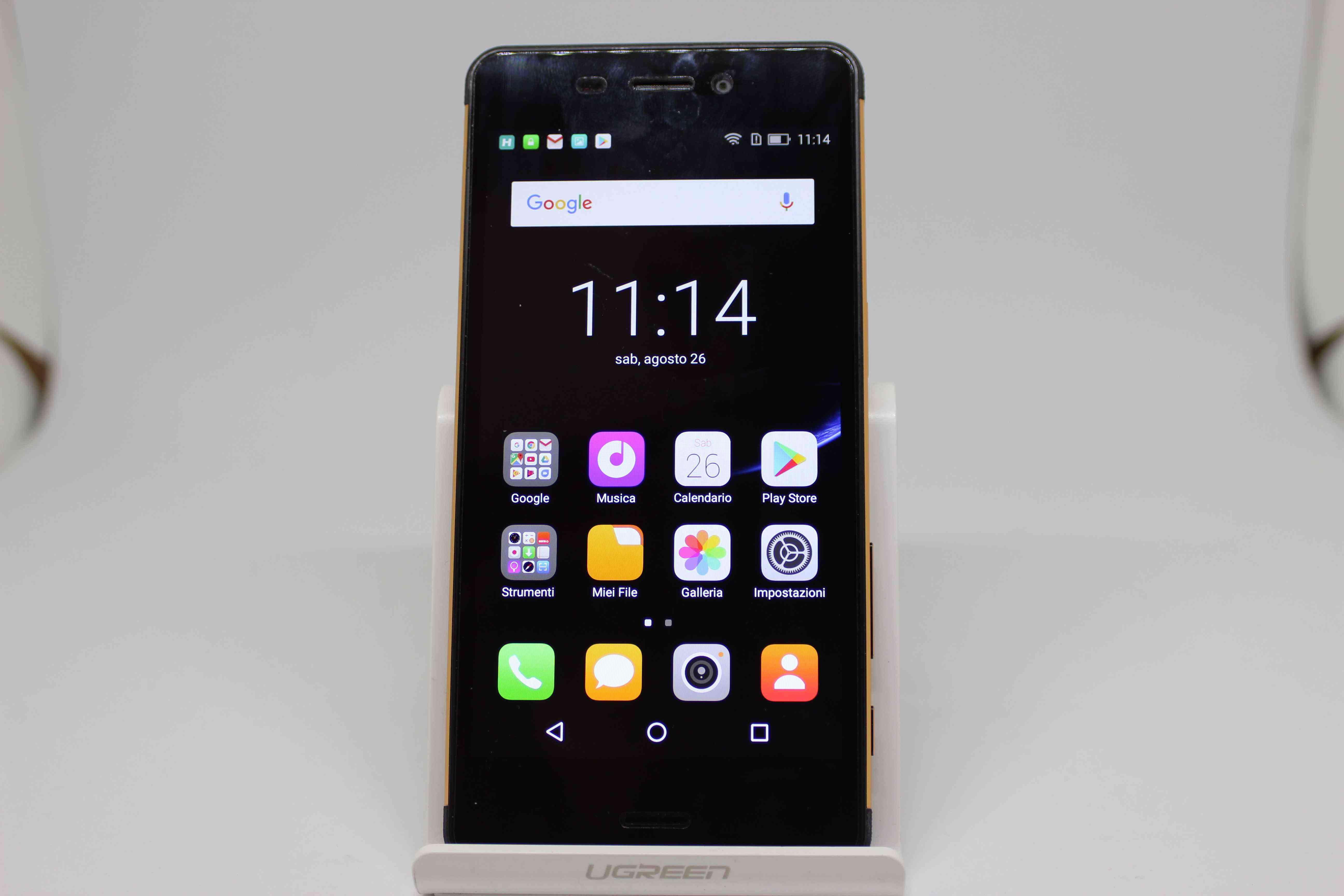 Preview hisense c30 rock by smartphone italia smartphone for Hisense italia
