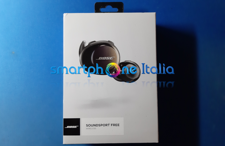 Recensione Bose SoundSport Free wireless by Smartphone Italia ... c56a1d6f9785