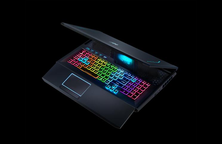 Acer annuncia il notebook predator helios 700 con lesclusiva